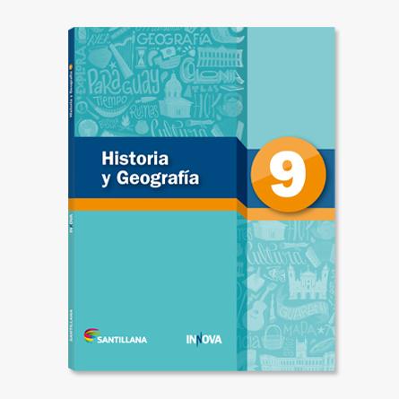 Historia y Geografía 9 | Santillana